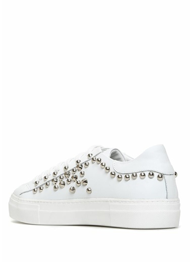 Outpost Sneakers Beyaz